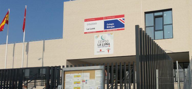 El pleno exige a la Comunidad de Madrid que finalice el CEIPSO La Luna durante este curso escolar